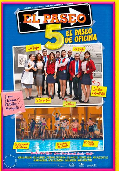 el-paseo-5-pelicula-colombia-poster